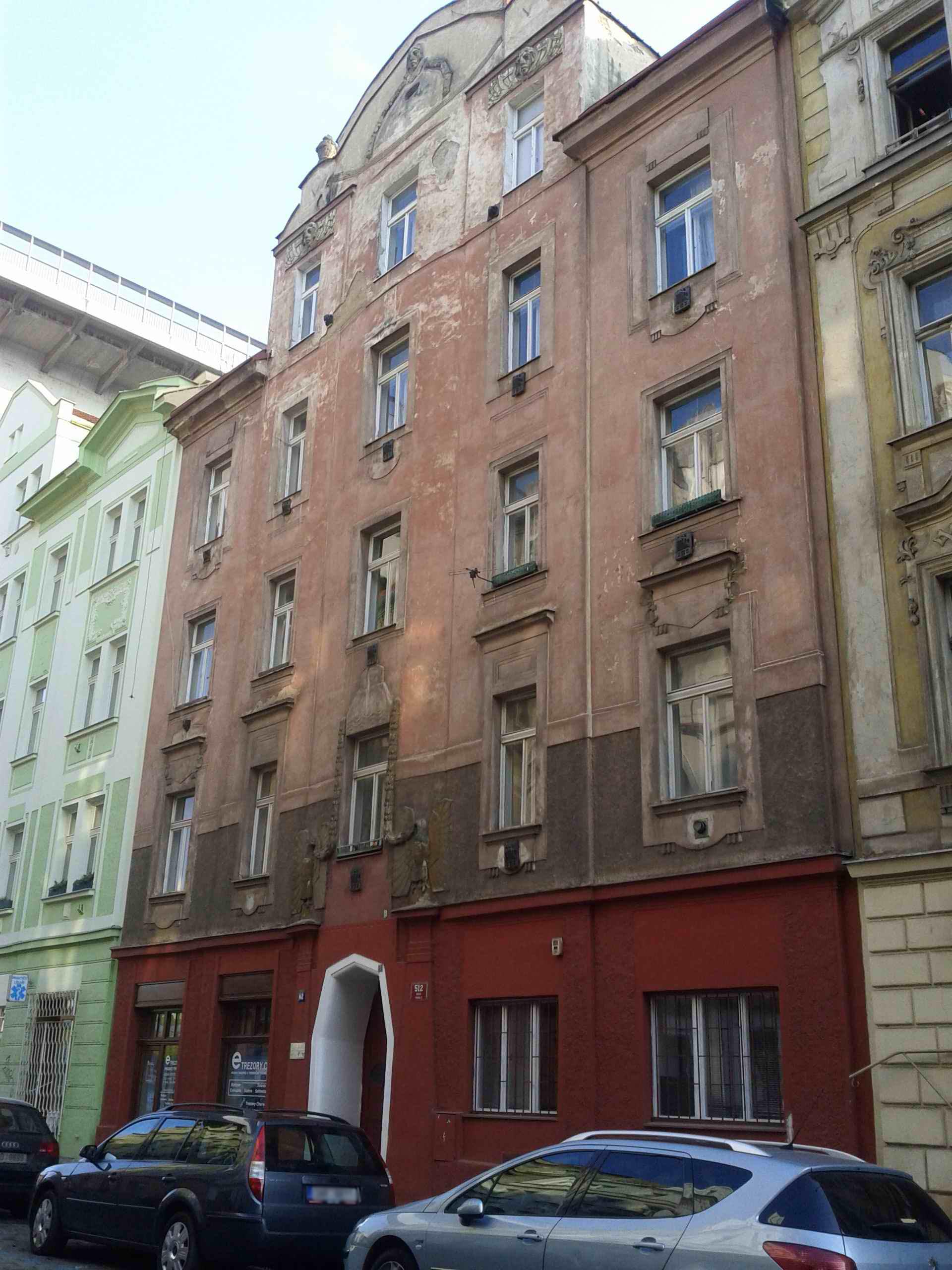 Oldřichova, Praha 2 - Nusle