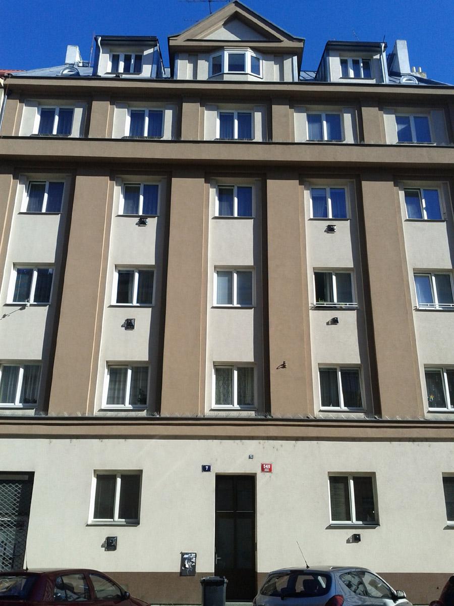 Petra Slezáka, Praha 8 - Karlín