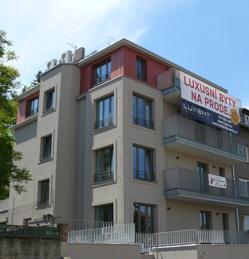 U Blaženky, Praha 5 – Smíchov